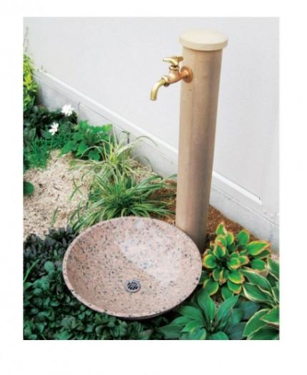 ec3002石の水鉢