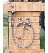 ニッコーシャワー用水栓金具