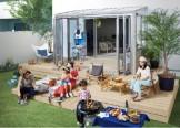 施工イメージ ガーデンルームGF 2020年4月1日発売 LIXIL