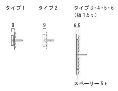 オンリーワン 表札 トリクル AG1-TRK01 AG1-TRK02 AG1-TRK03 AG1-TRK04 AG1-TRK05 AG1-TRK06