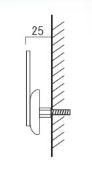 オンリーワン 表札 ブリレ AG1-BRI01