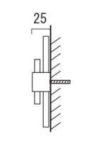 オンリーワン 表札 グレイン AG1-GRA01 AG1-GRA02