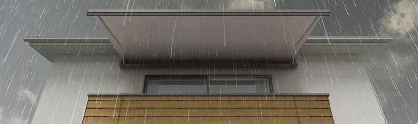 オーニング 耐風圧強度 LIXIL APOA 三重県津市