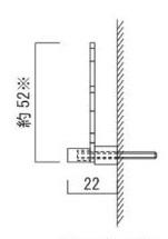 オンリーワン 表札 ルート AG1-ROU03 AG1-ROU04
