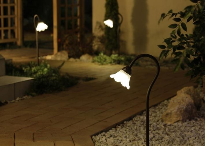 フラワーライト ローボルトライト 照明 タカショー