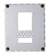 オンリーワン 鍛鉄製・銅製インターホンカバー アイアン