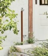ジラーレ木目01 立水栓