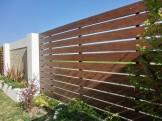 フェンス 目隠し 施工事例 APOA