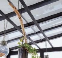 DIY グリーン ハンギング ガーデンルームGF LIXIL