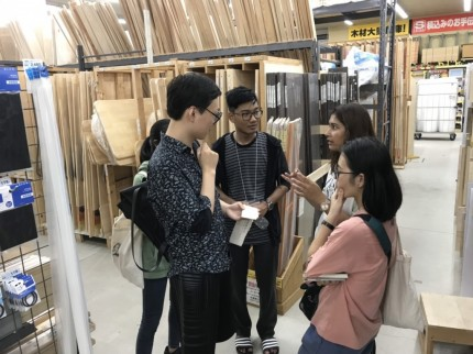 サマーワークショップ2019 アジア建築学生 ASJ APOA STUDIO 三重県津市