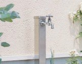 オンリーワン 蛇口ガーデニング水栓 胴長横水栓