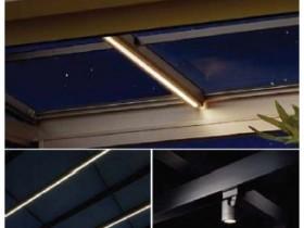 オプション LED照明 ガーデンルームGF LIXIL