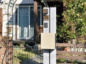 機能門柱1