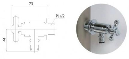 ホース接続水栓 オンリーワン