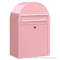 セキスイデザインワークス bobi ボビ ポスト 北欧 Pink