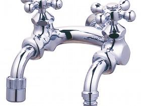 U型二口庭水栓