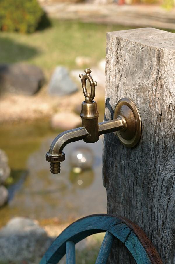 イタリアガーデン水栓
