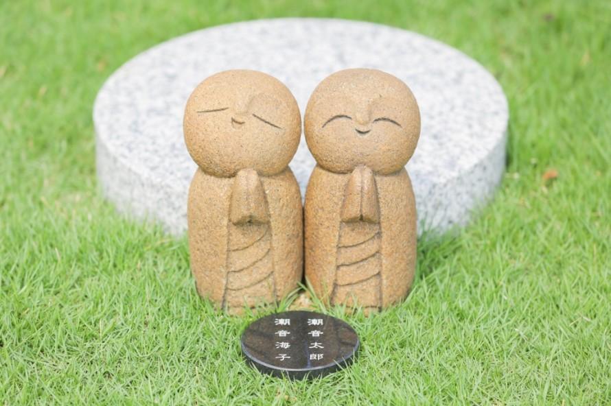 潮音寺 永代供養 樹木葬 結びの丘 造園 設計 施工 庭づくり APOA アポア 三重県津市
